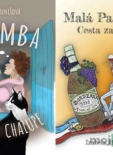Bomba život na chalupe + Malá Parížanka - Izabela Benišová