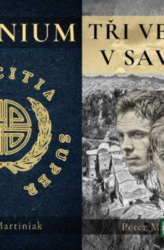 Somnium + Tři večery v Savoce - Peter Martiniak