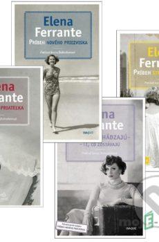 Neapolská sága - Elena Ferrante