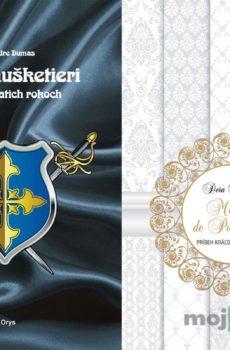 Balíček francúzskych historických románov - Alexandre Dumas, Dora Duncker