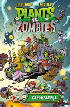 Plants vs. Zombies: Časokalypsa - Paul Tobin, Ron Chan