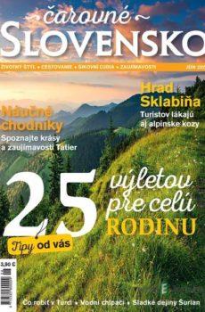E-Čarovné Slovensko 06/2021