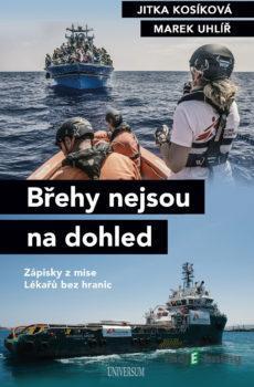 Břehy nejsou na dohled - Marek Uhlíř, Jitka Kosíková