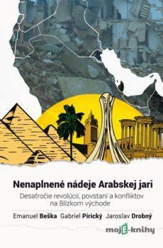 Nenaplnené nádeje Arabskej jari - Emanuel Beška, Gabriel Pirický, Jaroslav Drobný