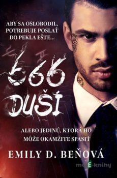 666 duší - Emily D. Beňová