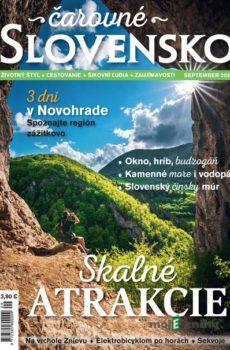 E-Čarovné Slovensko 09/2021