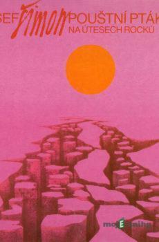 Pouštní pták (na útesech rocků) - Josef Šimon