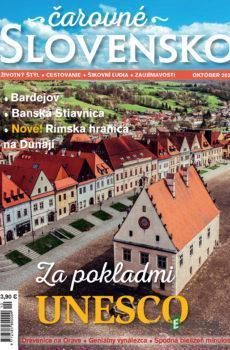 E-Čarovné Slovensko 10/2021
