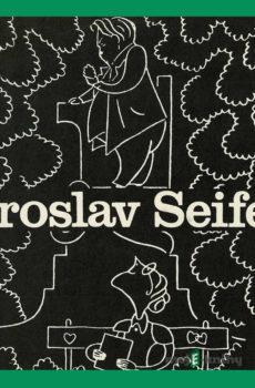 Portrét básníka Jaroslava Seiferta - Jaroslav Seifert